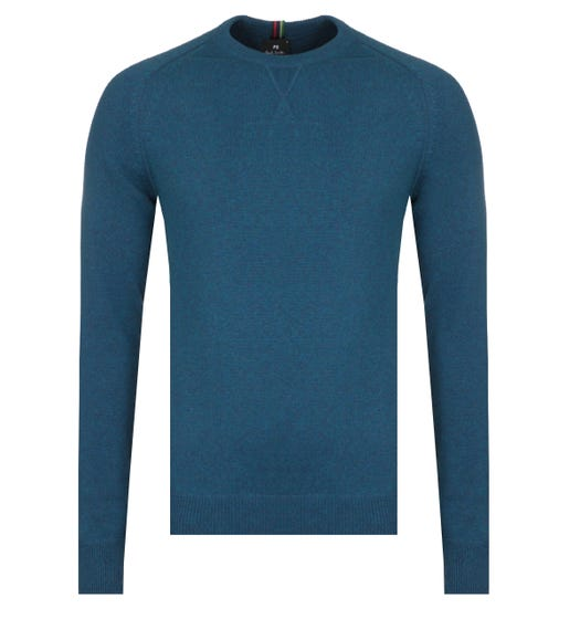 PS Paul Smith Blue Sweater