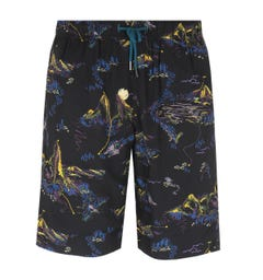 PS Paul Smith Black Island Shorts