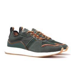 PS Paul Smith Olympus Dark Green Trainers