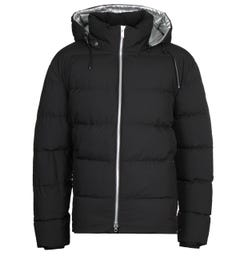 Moose Knuckles Black Allen Puffer Jacket