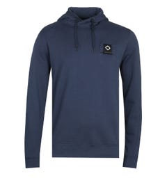MA.Strum Overhead Training Navy Hoodie