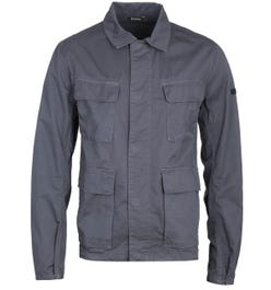 Barbour International Dion Casual Deep Grey Jacket