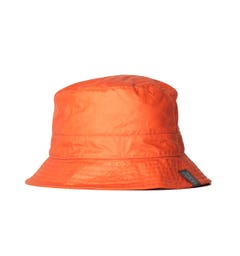 Barbour x Norse Projects Wax Bucket Hat - Orange