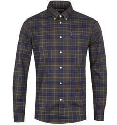 Barbour Tailored Classic Tartan Long Sleeve Shirt
