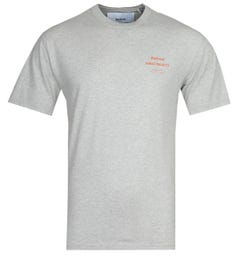 Barbour x Norse Projects Grey T-Shirt