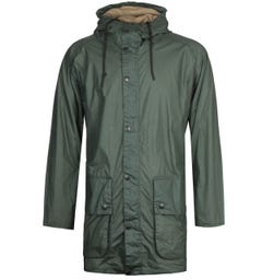 Barbour Green Hiking Jacket