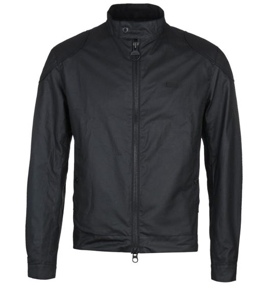 Barbour International Stove Waxed Jacket