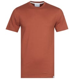 Norse Projects Niels Standard T-Shirt - Brown