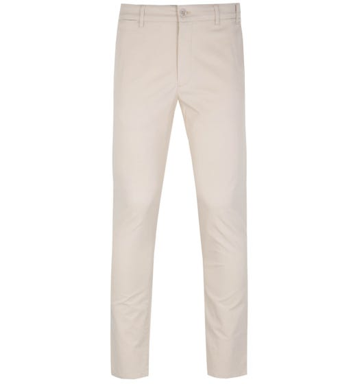 Norse Projects Aros Slim Stretch Oatmeal Chinos