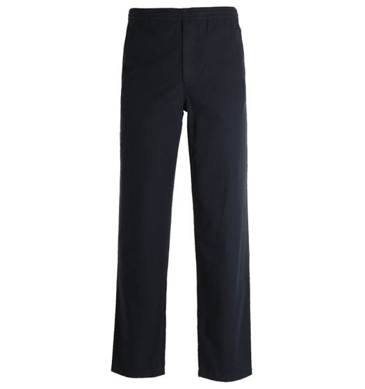 Norse Projects Evald Canvas Navy Trousers