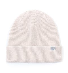 Norse Projects Cream Norse Beanie