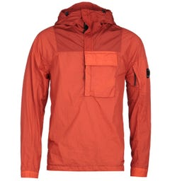 CP Company Red Pocket Smock