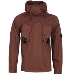 CP Company Smock Brown Jacket