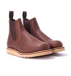 Red Wing 3190 Chelsea Boots - Amber