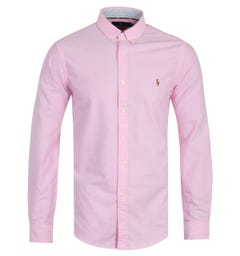 Polo Ralph Lauren Slim Fit Shirt - Pink