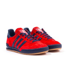 Adidas Originals Jeans Trainers - Red & Navy