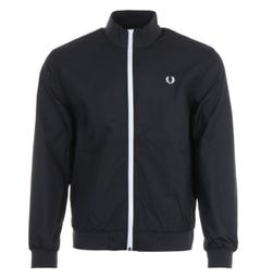 Fred Perry Lightweight Ripstop Jacket - Navy
