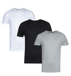 PS Paul Smith 3 Pack Crew Neck T-Shirts - Multi