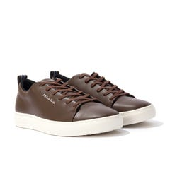 PS Paul Smith Lee Trainers - Dark Brown