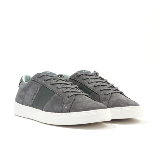 PS Paul Smith Lowe Suede Trainer - Grey