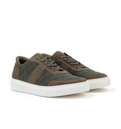 Barbour Liddesdale Trainers - Olive