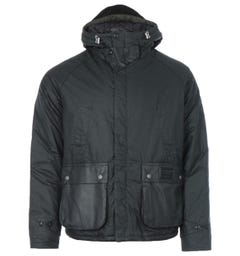 Barbour Gold Standard Soay Waxed Cotton Jacket - Sage
