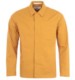 Norse Projects Jens Japanese Ripstop Jacket - Oxide Yellow
