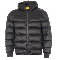 Parajumpers Pharrell Sheen Down Hooded Jacket - Sycamore