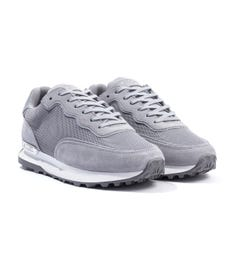 Mallet Caledonian Mesh Trainers - Grey Reflect