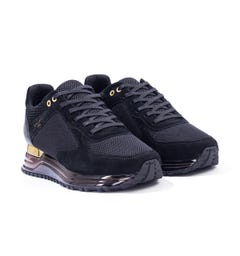 Mallet Lux Runner Trainers - Gas Midnight Gold