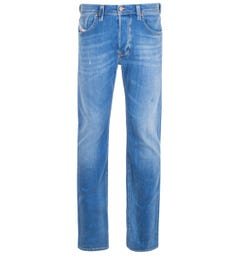 Diesel Larkee Medium Blue Regular Jeans