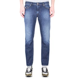 Diesel Thavar-XP Pantaloni Slim Fit Mid Blue Light Wash Denim Jeans