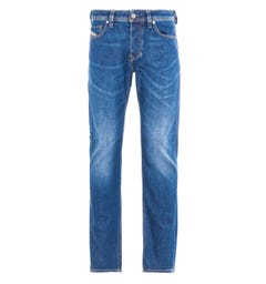 Diesel Larkee Beex Blue Tapered Jeans