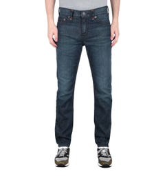 True Religion Rocco Slim Fit Super T Blue Jeans