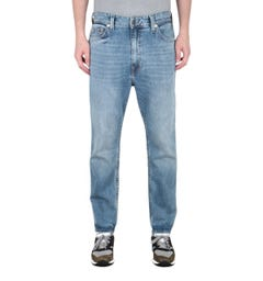 True Religion Logan Tapered Fit Light Blue Jeans