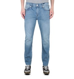True Religion Rocco Slim Fit Blue Jeans
