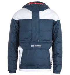 Columbia Lodge Pullover Jacket - Blue