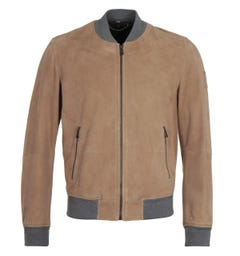Belstaff Fallow Suede Harbour Jacket