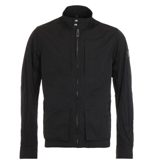 Belstaff Grove Lightweight Black Jacket