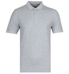 Farah Modern Fit Grey Marl Cove Polo Shirt