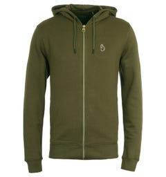 Luke 1977 Kevlarge Light Khaki Hooded Sweatshirt