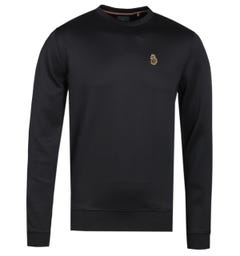 Luke 1977 Trico Black Sweatshirt