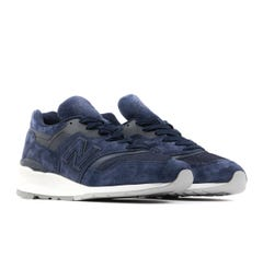 New Balance 997 Made in the USA 'Spectrum Pack' Trainers - Navy