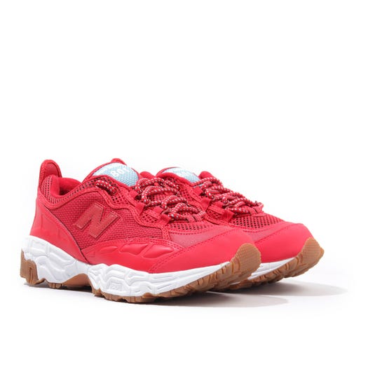New Balance 801 Mesh Trail Shoes - Red