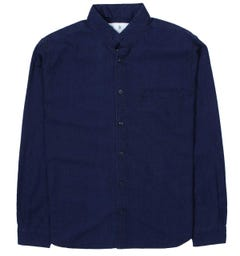 Barbour Mile Castle Blue Shirt
