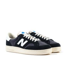 New Balance Pro Court Black Suede Trainers