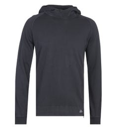 CP Company Pullover Black Goggle Hoodie