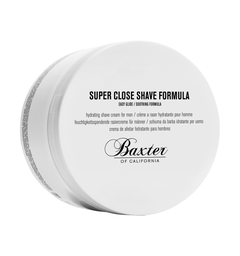 Baxter of California Super Close Formula Shave Cream