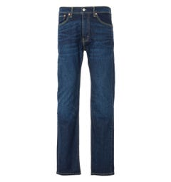 Levi's 505 Regular Fit Eco Ease Jeans - Nail Loop Knot Blue
