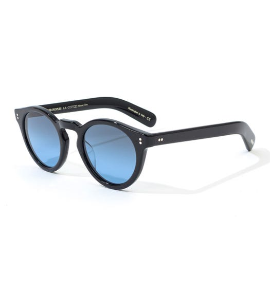 Oliver Peoples Martineaux Sunglasses - Black